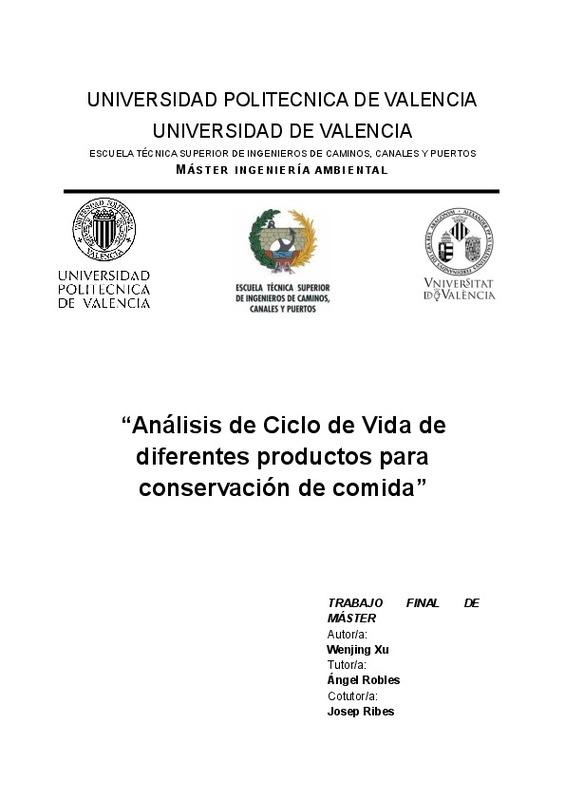 911cbfc69 ACV de diferentes productos para conservación de comida