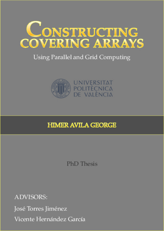 Constructing Covering Arrays