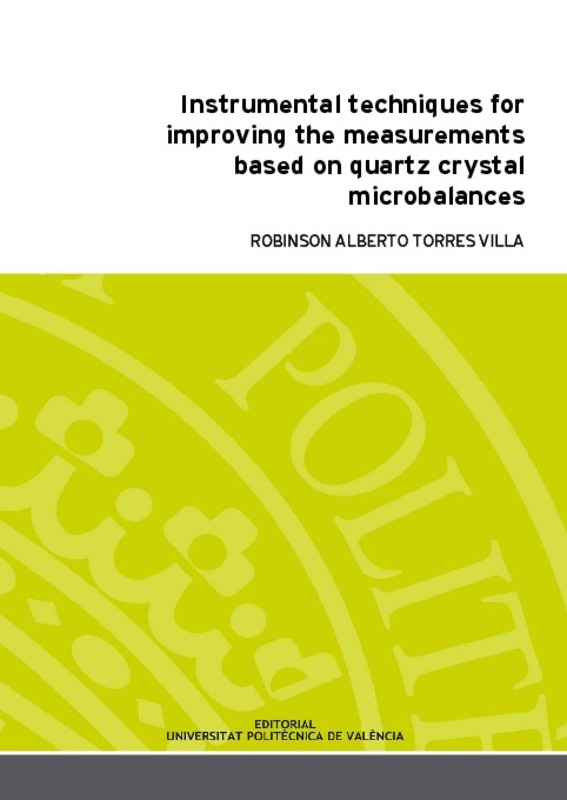 Instrumental techniques for improving the measurements based on