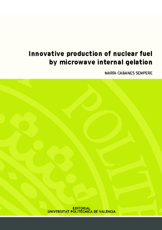 Innovative production of nuclear fuel by microwave internal gelation
