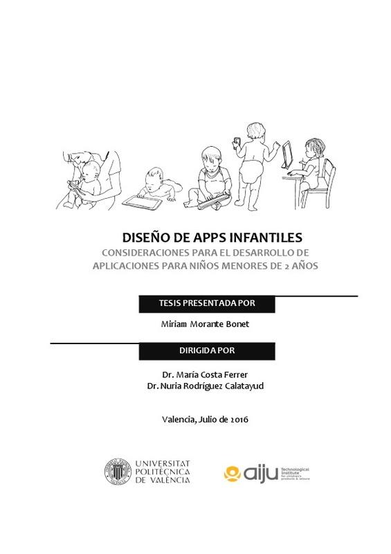 Diseño De Apps Infantiles