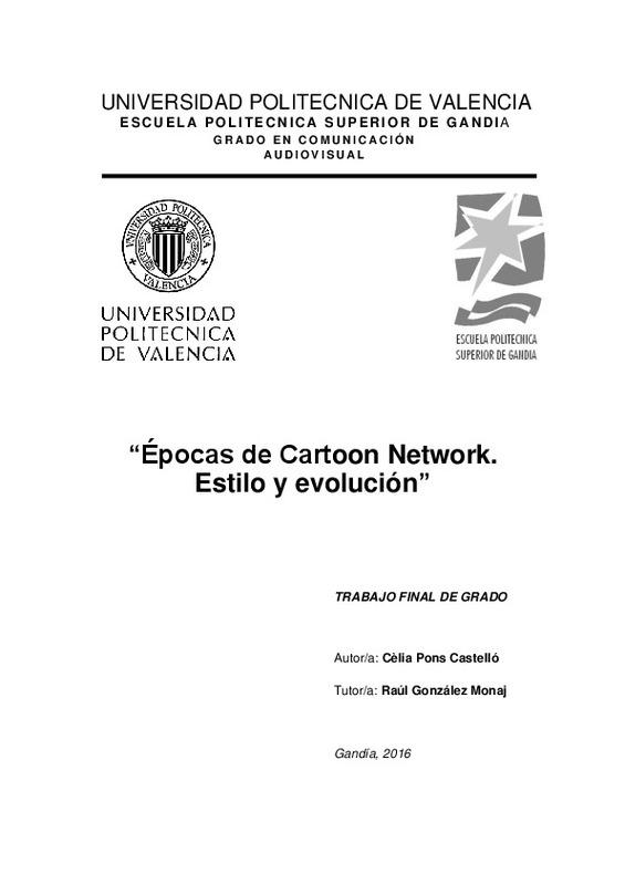 Epocas De Cartoon Network Estilo Y Evolucion