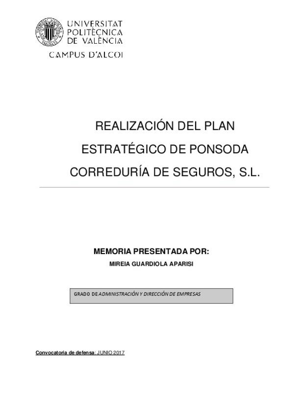 modele business plan afic